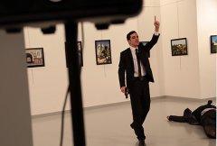 土耳其外交部:俄驻土大使遇刺不会损害俄土关系