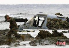 """日媒:冲绳对美军对""""鱼鹰""""复飞感到愤怒(图)"""