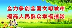 【巩固国家卫生城市成果 共建美好家园】广武镇对创建国家卫生城市复审工作进行再检查