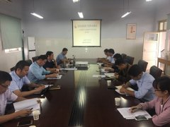 马寨中心校2017年第五期校长论坛在王庄小学举行