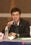 访建业集团投资管理部总经理袁文鑫开封市领导的真诚让人感动