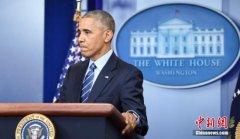 """美媒:奥巴马用""""红色电话""""与普京讨论网络攻击"""