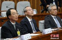 """韩""""干政门""""第5次听证会:将聚焦世越号事件调查"""