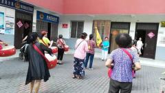 【砥砺奋进这五年?】铭功路街道:加强社区文化建设提升居民幸福指数