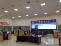 商城法院政治处干警到县融媒体中心走访新闻工作者
