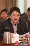 访河南天地药业股份有限公司总经理黄春森抓住有利机遇助推企业发展