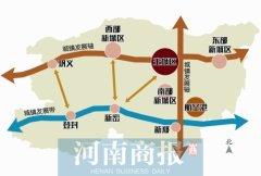 """郑州最新城市规划""""长""""这样 双中心是过去时"""