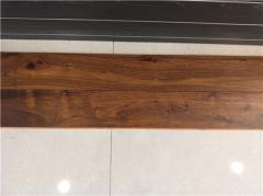 天然之美|安信非洲花梨实木复合地板产品测评
