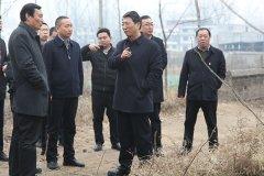 市长刘尚进督导检查重点环保问题整改工作