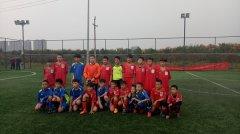 春晖小学包揽二七区运动会暨区长杯足球比赛三项桂冠