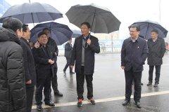 市长刘尚进主持召开市政府第四十一次重点项目建设周例会