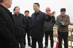 市长刘尚进主持召开市政府第五十九次城建交通工程周例会
