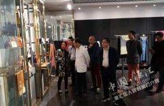 刘少宏在苏州开展招商活动