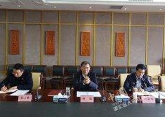 市委常委、市纪委书记、市监委主任杨骁到我区调研