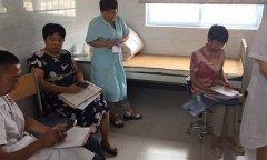 县卫计委开展上半年基本公共卫生服务妇幼项目工作考核
