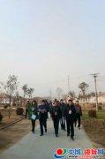 李老家乡开展环境卫生整治评比活动