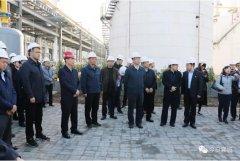 河南省焦化行业综合治理现场观摩活动在我县举行