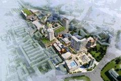 郑州百年德化历史片区规划曝光 将投15亿建中心广场