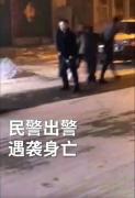 除夕夜哈尔滨袭警案嫌疑人受审画面曝光(图)