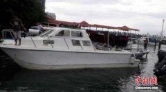 马来西亚沉船搜救行动第7天:搜寻范围将向南移
