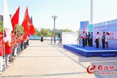"""睢县举行2019年""""6・5环境日""""绿色宣传月活动启动仪式"""