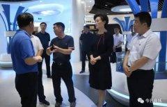 副市长赵淑红莅襄调研中美贸易摩擦对我县高新技术企业的影响