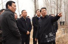 市长刘尚进到我区督导检查安全生产和环保工作