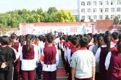 """郾城区举行""""反邪教宣传进校园""""活动启动仪式"""