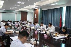 市长刘尚进主持召开市政府第50次常务会议