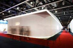 未来已来 AXENT恩仕智能卫浴太空舱登陆广州设计周