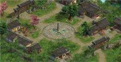 《枭雄天下》大石村传说 英雄栖息的村落