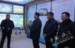 省人大常委会副主任、党组副书记李文慧到我区调研党的基层组织建设工作