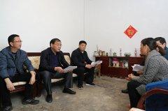 市领导杨骁到郾城区调研
