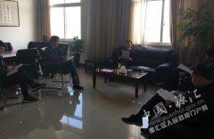 刘少宏主持召开产业集聚区建设工作座谈会
