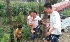 县农林局: 李发正张继宏樊海亚勇救母子四人