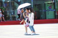 """河南本周高温天""""买一赠三"""":热浪、臭氧、雷阵雨"""