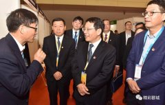 我区代表团赴郑参加首届中国?河南招才引智创新发展大会