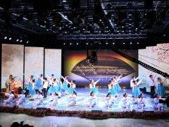 """二七区在郑州市教育局举行的2017""""经典照亮人生""""诵读比赛中获佳绩"""
