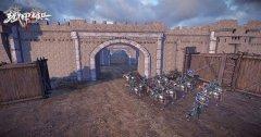 《铁甲雄兵》大型军团战  谋与略的完美结合