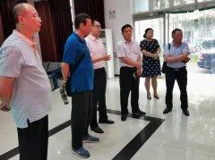 漯河市畜牧局组织人员赴郑考察学习