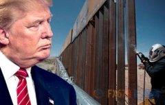 """入境人数已经大幅下降 特朗普还用再建""""边境墙""""吗?"""