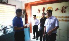 河南省审计厅调研组对舞阳县审计工作高度评价