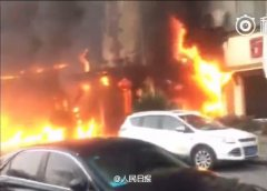 浙江天台县足浴店火灾已造成18死18伤