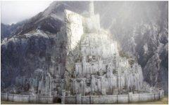 指环王中的绝美主城,《黑暗与光明》建筑系统浅析