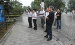 县司法局赴南阳考察学习服务型行政执法工作