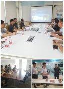 开发区工委书记王军带队赴北京洽谈招商业务