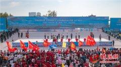 体彩・五环体育杯 2019环中原自行车公开赛商丘睢县站开赛