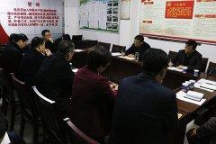 市领导杨骁到我区调研社区创文工作
