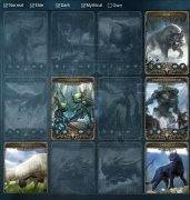 《黑暗与光明》曝游戏新玩法 可收集的卡牌系统