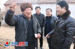 虞城县政协组织政协委员慰问贫困户